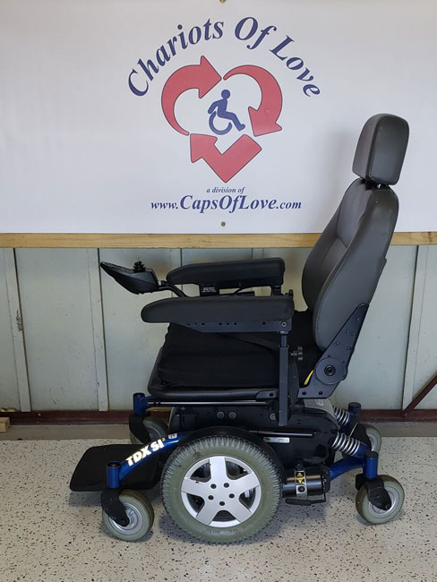 invacare tdx si2